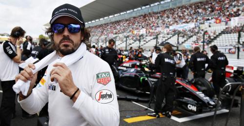 Alonso 'wci