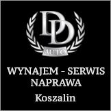 wypożyczalnia aut Koszalin Ddauto.pl